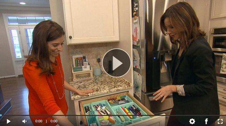 Good Morning America Umbrella : Best home organizing videos images on pinterest