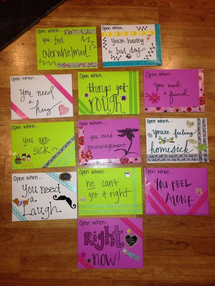 16 best letters images on Pinterest Gift ideas, Boyfriend stuff