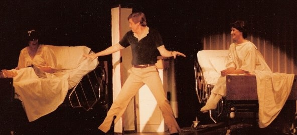 Seesaw (1983) at Theatre Charlotte