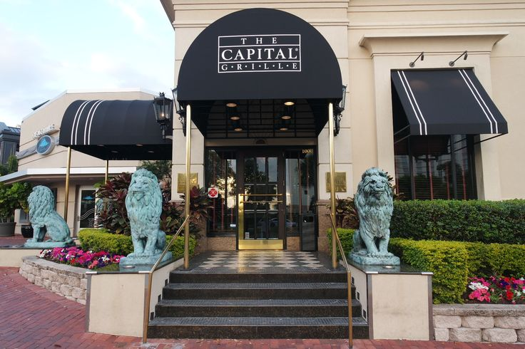 The Capital Grille offers dry-age steaks, chops & fresh seafood. Capital Grille has over 400 wines on hand; this is the perfect fine dining restaurant located on I-Drive. It makes for a perfect date night or a business dinner with co-workers. Located only a quick mile from DoubleTree by Hilton Orlando at SeaWorld.