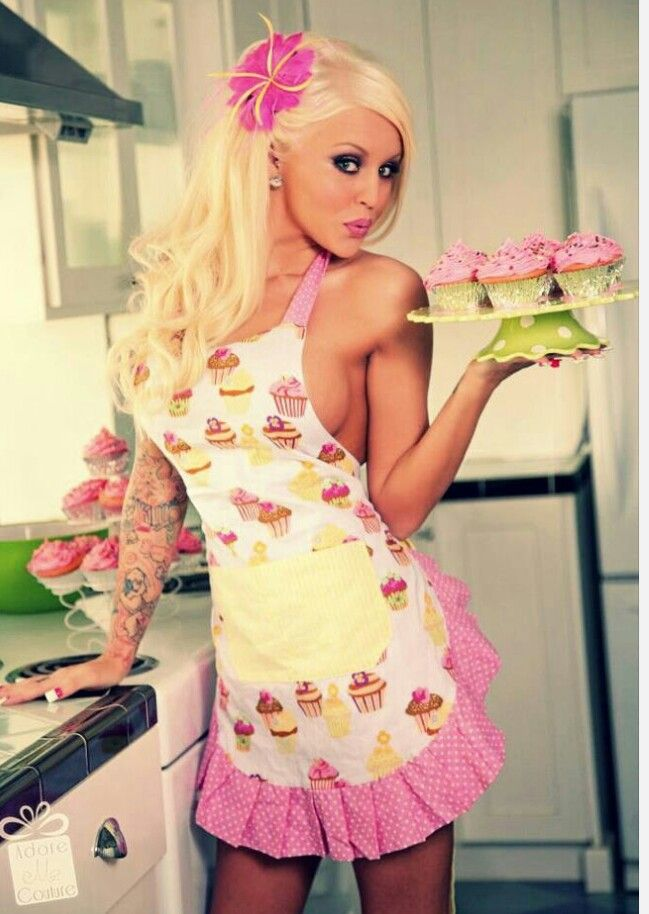 Sexy housewife apron