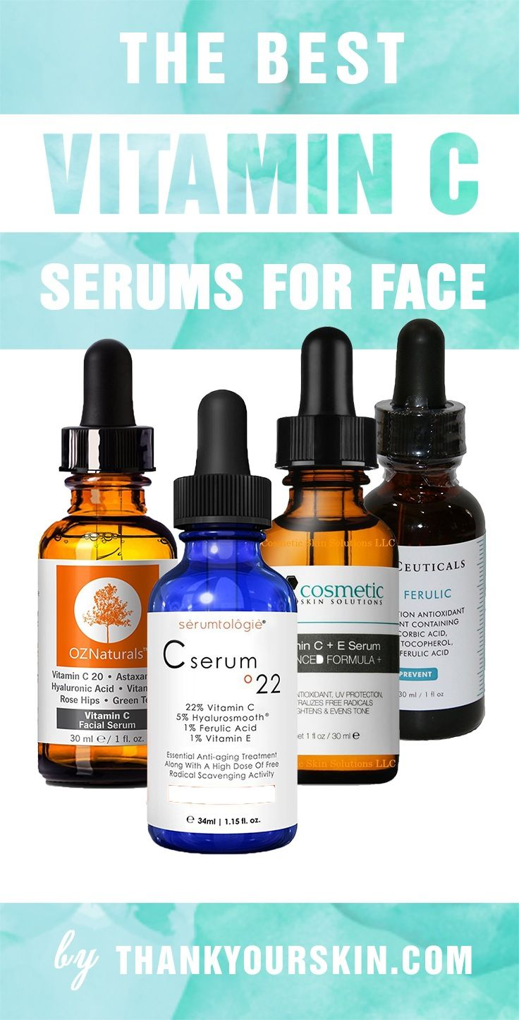 Best Vitamin C Serum For Face - June 2017 Reviews and Top Picks. Check out benefits of Vitamin C serum!