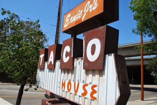 Eagle Rock says goodbye to Ernie Jr's Taco House   The Eastsider LA http://www.theeastsiderla.com/2014/04/eagle-rock-says-goodbye-to-ernie-jrs-taco-house/