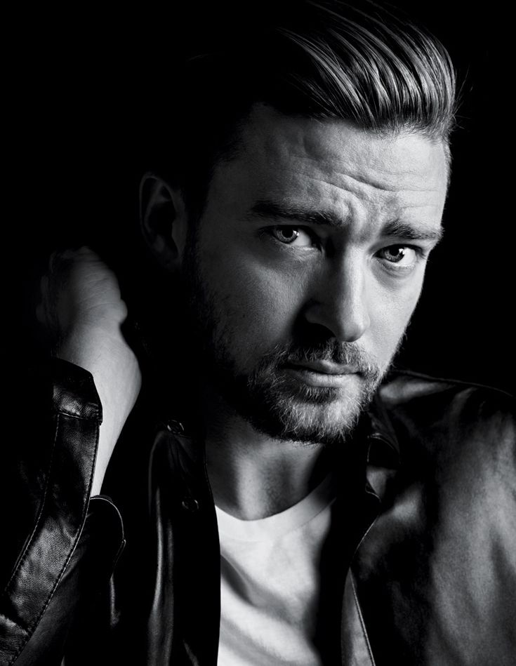 Justin Timberlake -- Part 2 from T Magazine's Fall Men's Fashion Issue. Photographed by Hedi Slimane.