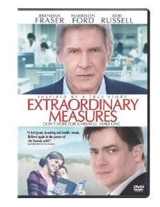 Amazon.com: Extraordinary Measures: Harrison Ford, Brendan Fraser, Tom Vaughan: Movies & TV