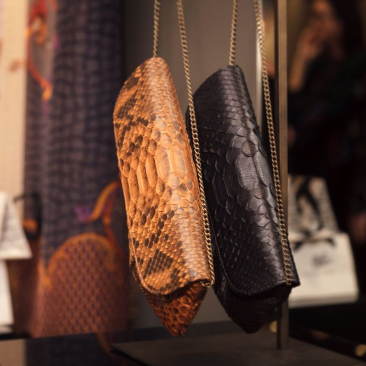 Madmacarena piton clutch Available at Brussosa