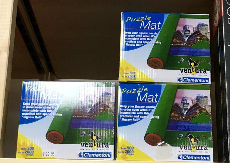 Puzzle Mat $30 Presents of Mind