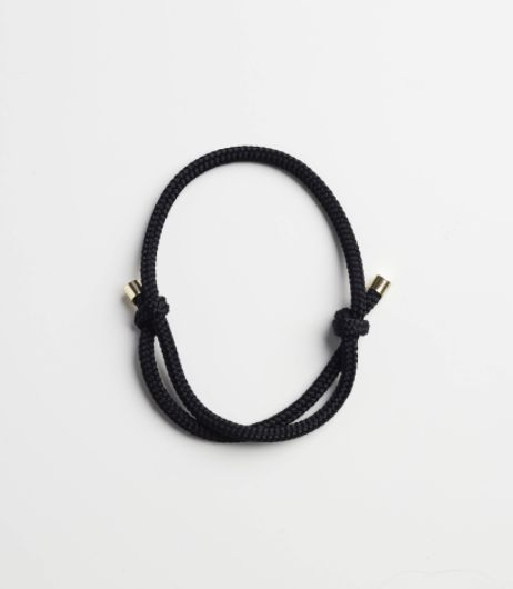 Sacred Knot Choker: The Sacred Knot Choker is symbolic of the alliance between the universal laws of connectedness and the sacred feminine bond with the crescent moon. It is inspired by the Berber word Fard, which means 'the individual is nothing without the tribe.' Wear this choker and be emboldened by the strength in community, and the dignified place you hold in the universe.   PICHULIK SS17 Sacred Choker  Buy Online: www.pichulik.com/shop