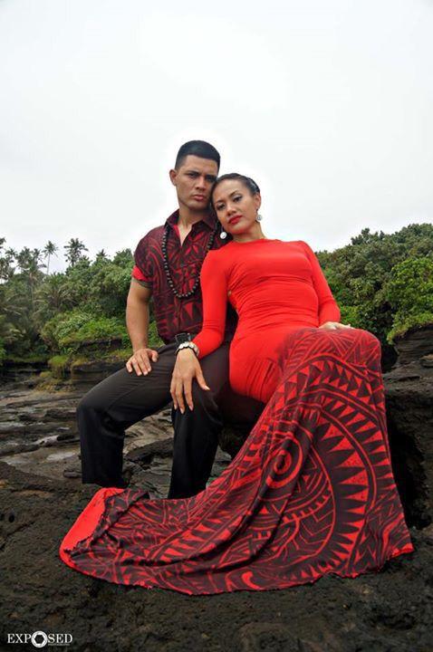 Polynesian Choohoo Pinterest Island Wear Prom