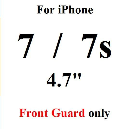 """HD Clear Front Tempered Glass For iPhone 4 4s 5 5c SE 5s 6 6s 7 7s 6pl 7pl 4.7"""" 5.5"""" inch Screen Protector Film Guard Case"""