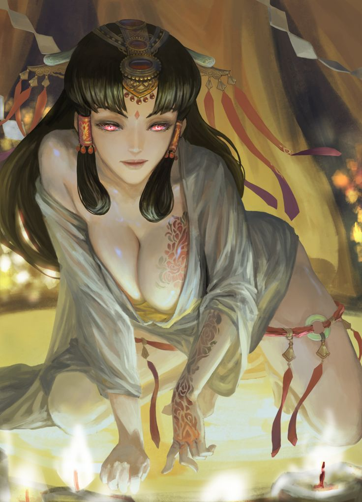 Sexy Queenxiaji 1 CARTOON