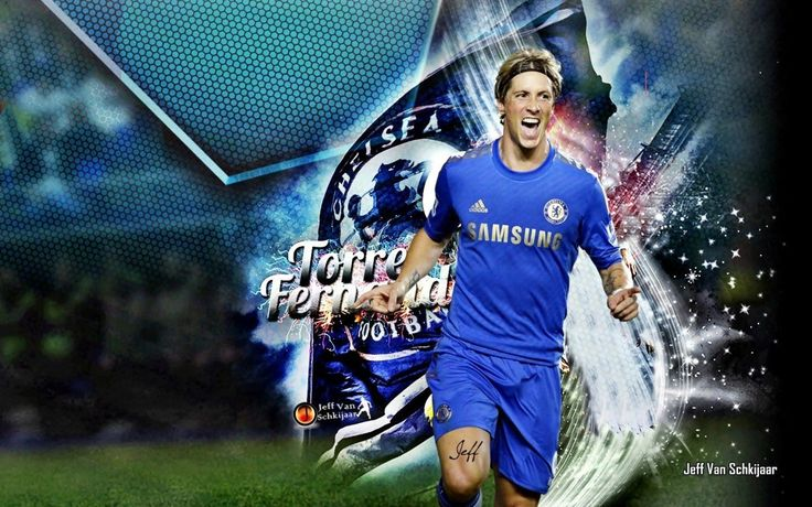 Fernando Torres Wallpaper HD 2013 #16