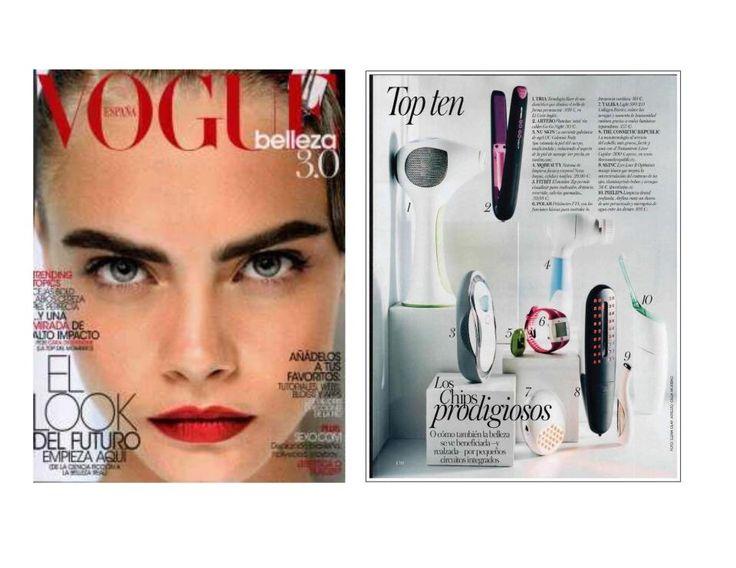Galvanic Spa en Vogue España