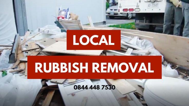 Selhurst Rubbish Removal   0844 448 7530   Croydon Surrey