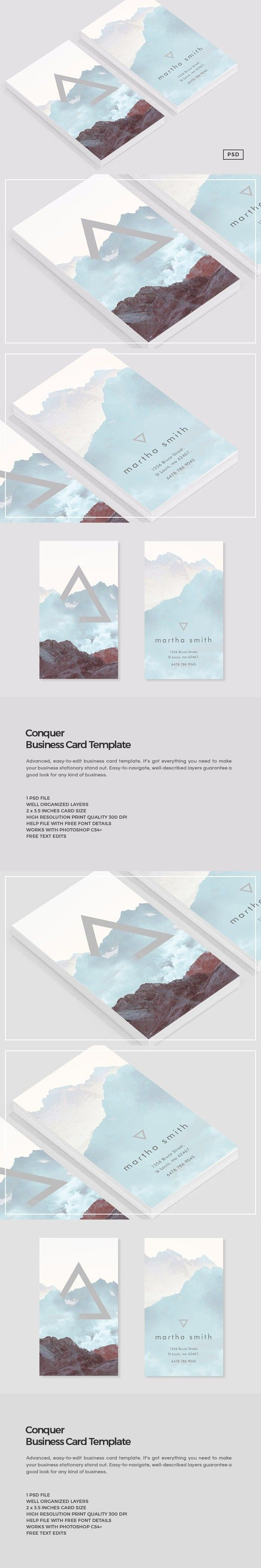 44 best business card design images on pinterest