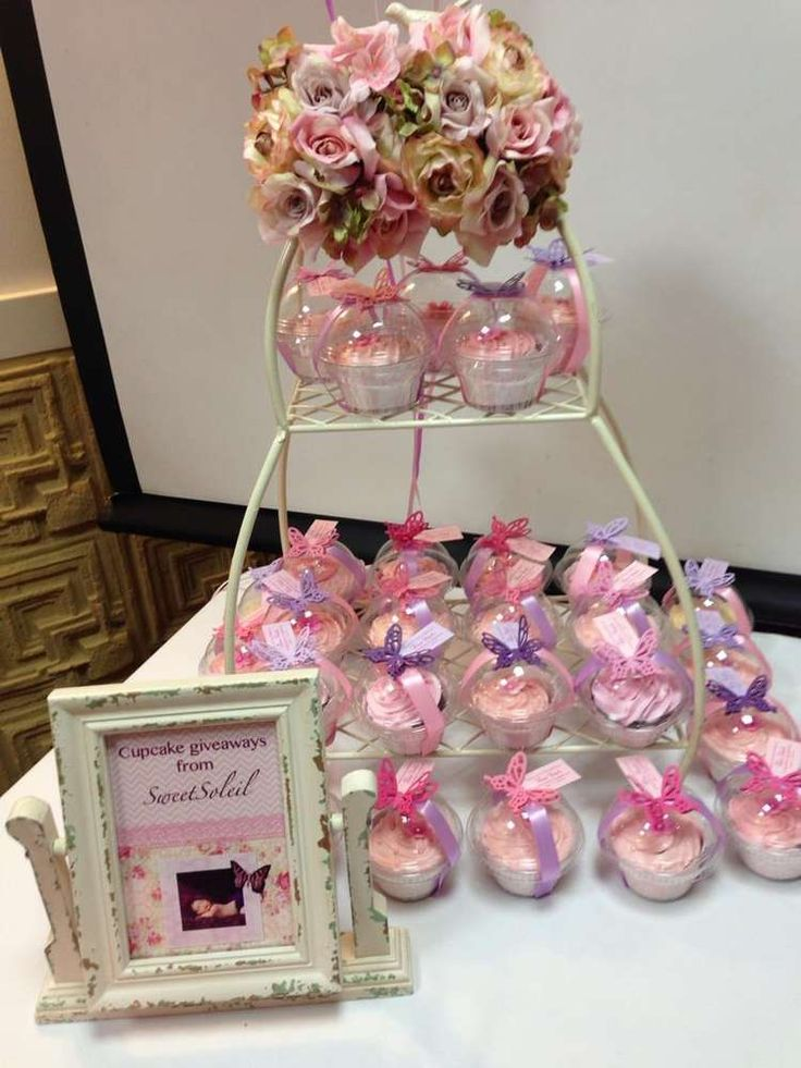 Sweet Butterfly Party Baptism Party Ideas | Photo 1 of 24 | Catch My Party