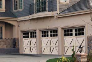 Wood Garage Door. The Overhead Door Company.  If you're looking for a new Overhead Garage Door in the greater South Bend, Mishawaka Indiana area, contact our team at the Overhead Door Company. Call 1-800-OVERHEAD or visit us online at www.1800OVERHEAD.com