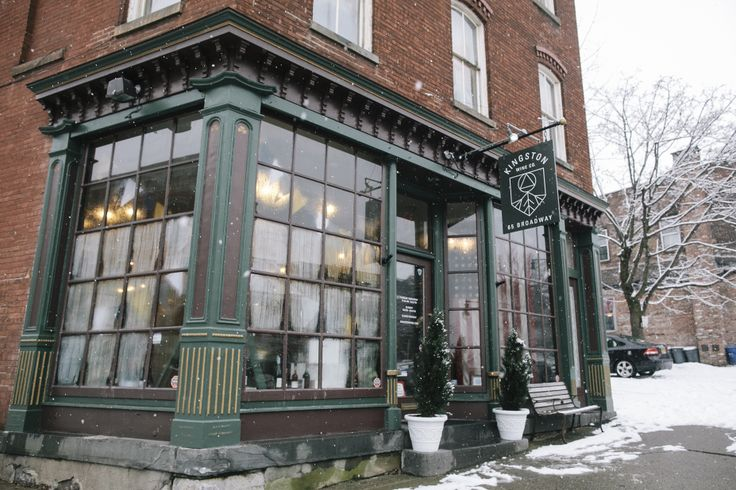 65 Broadway, Rondout | Kingston, NY - Kingston Wine co.