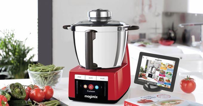 Gagner du temps, gagner de la place, cuisiner mieux et facilement, vous en rêvez ? Bonne nouvelle, le Cook Expert l'a fait ! Pour vous simplifier la vie et la cuisine, découvrez votre nouveau meilleur ami : un robot cuiseur multifonction aussi beau sur le comptoir que pratique au quotidien.