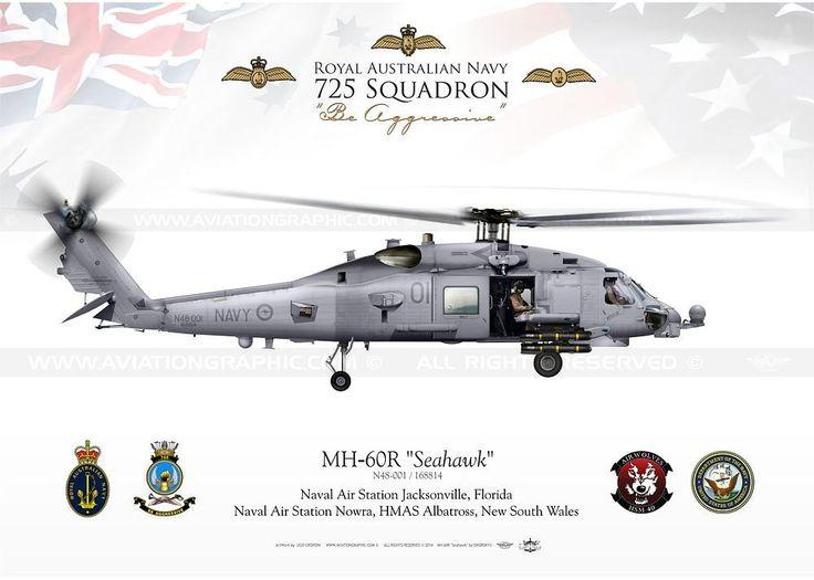 """MH-60R """"Seahawk"""" RAN JP-1561"""