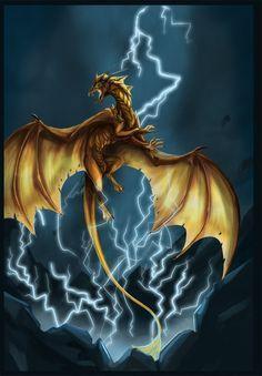 Call Down the Thunder by ~c3rmen on deviantART