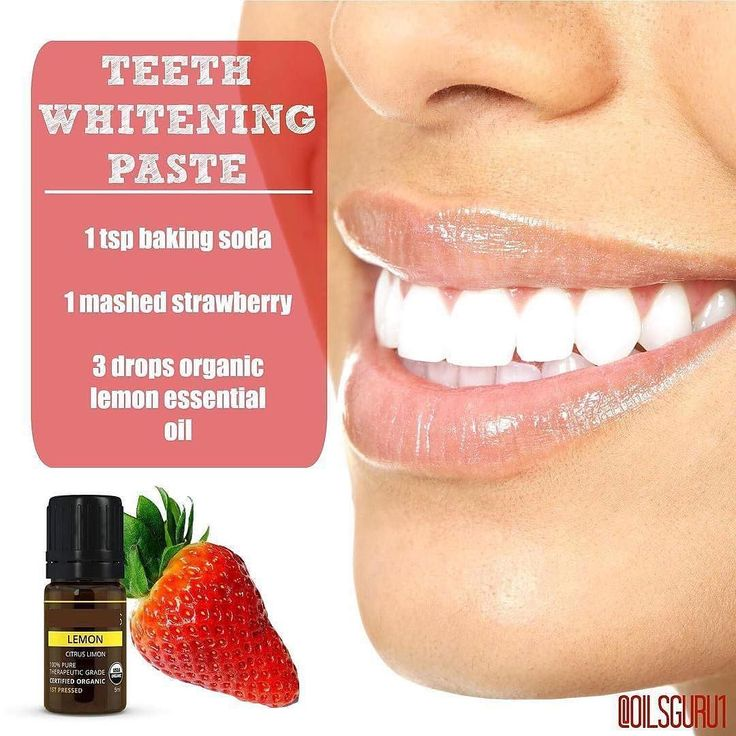 From @oilsguru1 TEETH WHITENING PASTE  If you are like me and have a huge love for coffee then having white teeth can be a struggle. Utilizing this simple but effective recipe is a great way to still enjoy coffee and keep the grill pearly white   Mix baking soda with strawberry until a paste forms. Add in essential oil drops. Put paste mixture on your toothbrush and brush teeth for 2 minutes. Rinse mouth and brush teeth with normal tooth paste. Use immediately after preparing ingredients…