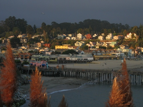 A day in Capitola village combines the beach, shopping and great eating