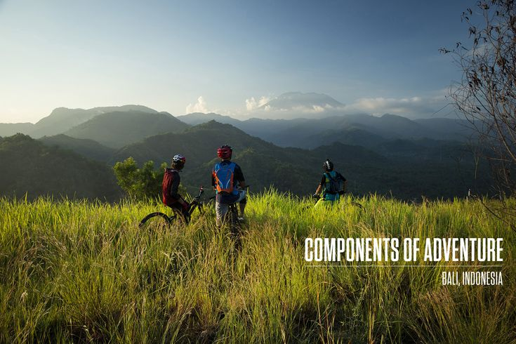 Components of Adventure: Bali with Cam McCaul