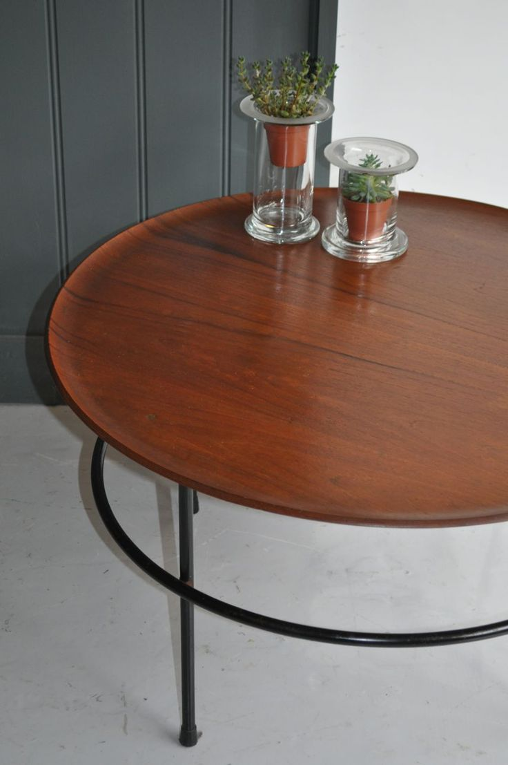 Teak Coffee Table photo 2