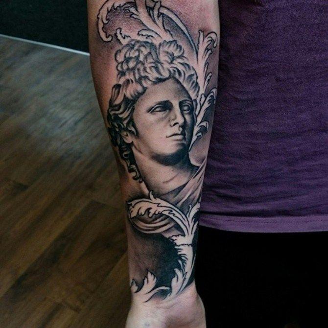 20 Greek God Tattoos Greek God Tattoo Greek Mythology Tattoos God Tattoos