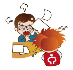 Free Jobs for YOU in Youth Career Planning Line Sticker - http://www.line-stickers.com/jobs-for-you-in-youth-career-planning/