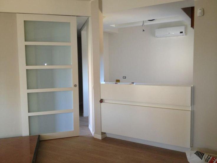 Oltre 25 fantastiche idee su porte bianche su pinterest - Porte bianche con vetro ...