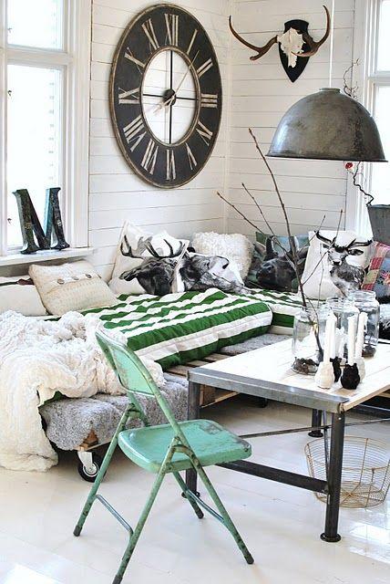 Decandyou ideas de decoraci n y mobiliario para el hogar - Decoracion industrial vintage ...