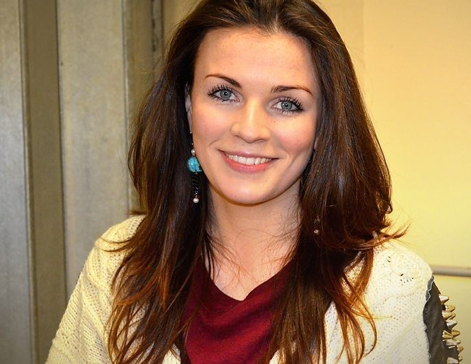 Irish stand-up Aisling Bea