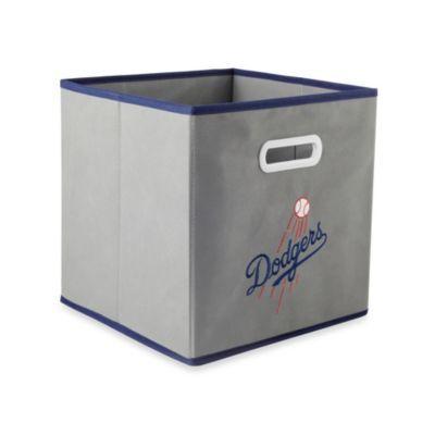 MLB Los Angeles Dodgers Fabric Storage Drawer - BedBathandBeyond.com