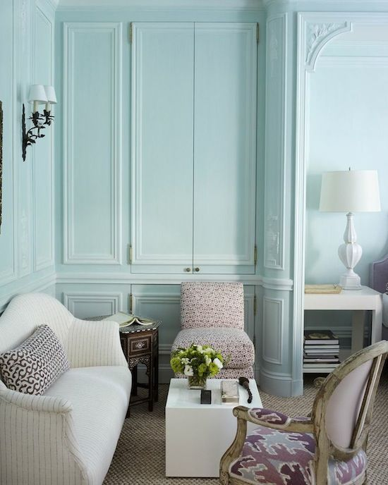 Tiffany Blue This Would Be How Your Room Look If We Painted All The