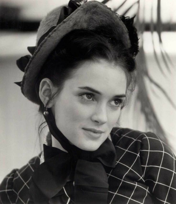 Winona Ryder as May We...