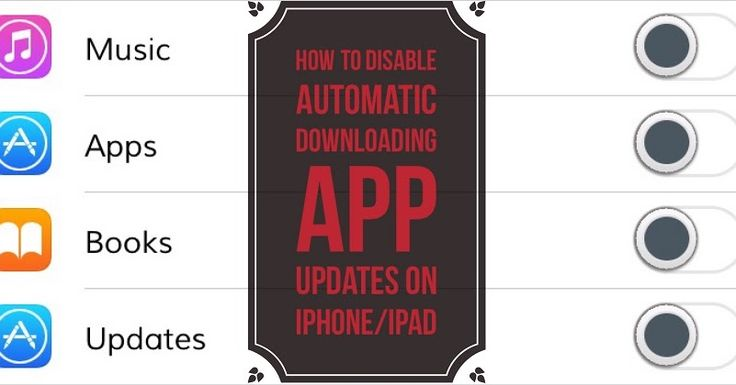 http://ift.tt/2skCosl to disable automatic app updates and downloads on iPhone/iPad in iOS 10 http://ift.tt/2rmjX9w  Automatic update is a great feature which Apple introduced on iOS 7. When turning on automatic app updates it automatically updates to the new version of any apps when connected to Wifi and cellular data. This is great for most users to stay up-to-date without manually doing anything.  But some users like to stay to the previous version and always want to disable automatic…