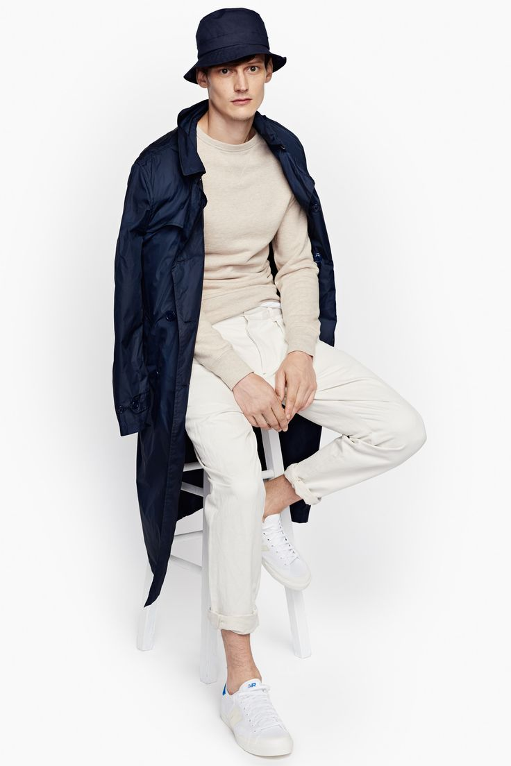 J. Crew's New Collection Is a Master Class in Taking it Easy