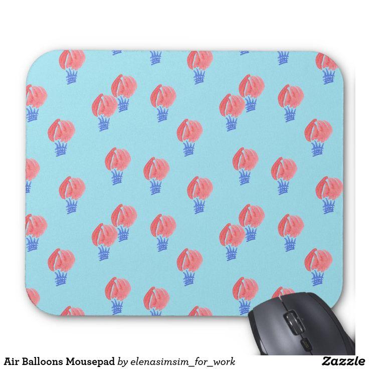 Air Balloons Mousepad