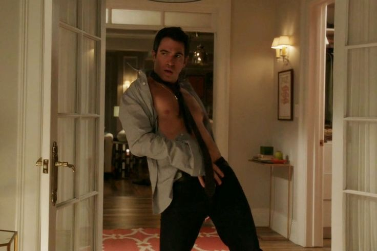 Why Chris Messina's Mindy Project Striptease Was About More Than Just the Eye Candy