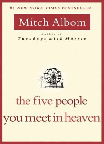 The Five People You Meet in Heaven by Mitch Albom | Download Free ePub Books