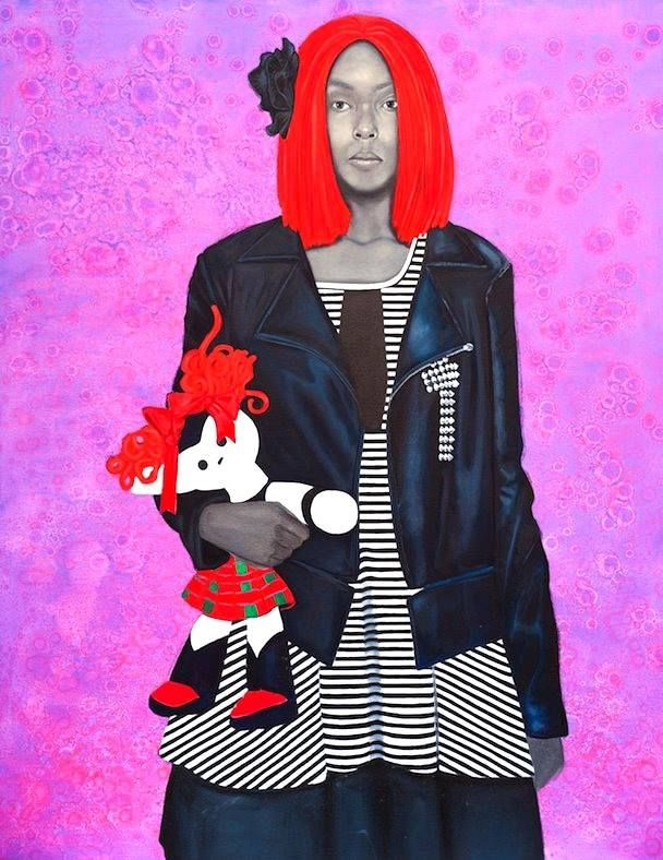 17 Best Images About Amy Sherald On Pinterest Artist