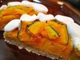 「トースト de かぼちゃのタルト風」lえんl | お菓子・パンのレシピや作り方【corecle*コレクル】
