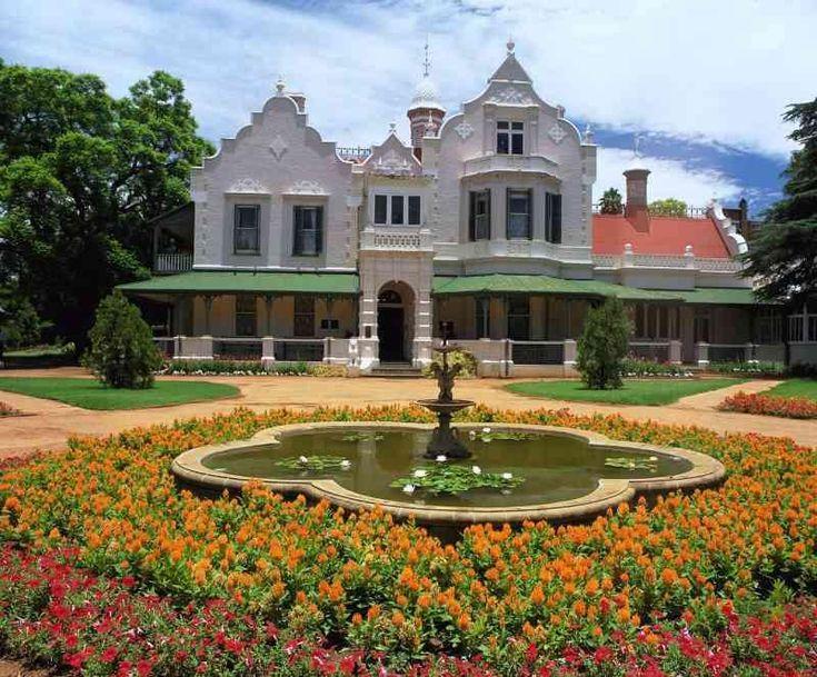 Melrose House Pretoria