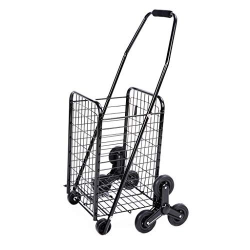 6d3884bffc0f KTYX Fashion Folding Trolley Trolley is Not Easy to Be Deformed ...