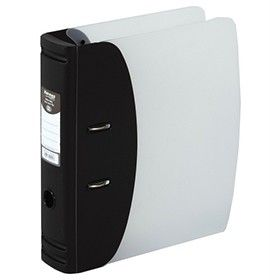 Hermes Black 60mm Capacity Heavy Duty A4 Lever Arch File 832001 - A4 Lever Arch Files Folders    http://office.needa.ie/hermes-black-60mm-capacity-heavy-duty-a4-lever-arch-file.html