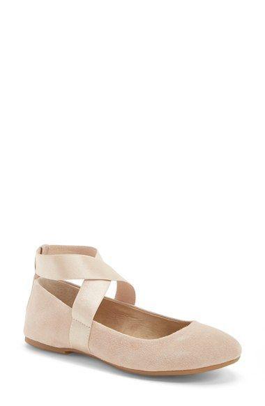 Jessica Simpson 'Mariza' Ballet Flat (Women) / @nordstrom