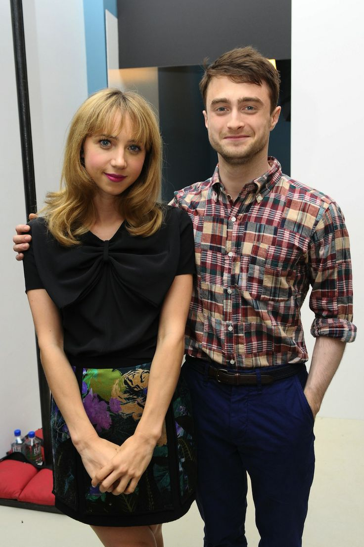 Watch the trailer for Zoe Kazan and Daniel Radcliffe's new movie, What If