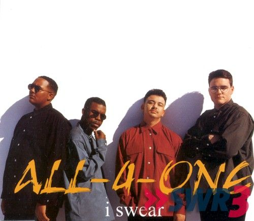 All-4-One.  Saw them in concert... and was excited about it.  :/